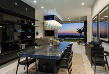 Residential Lighting - Custom Projects / Custom residential projects VISO has accomplished.