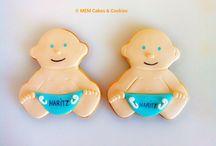 Galletas de bautizo / www.memcakesandcookies.com