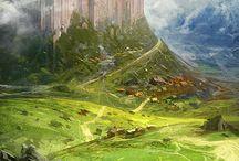 Fantasy / painting