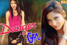Danger Girl || New Haryanvi Song 2016 || Rahul kasandi || Love Song || NDJ Music