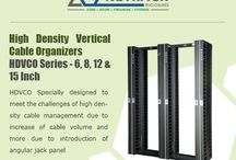 HIGH DENSITY VERTICAL CABLE