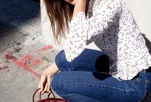 Jeans & nice top