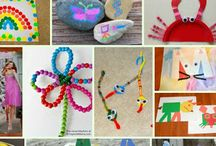 crafts for kids  / by Lisa Wheeler