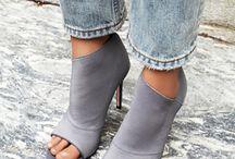 Fall & Winter Shoe Crushes