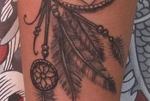 Art on tattoo