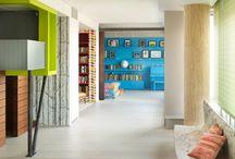 Hallways Colors