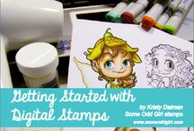 Digital stamps / by Suzanne Jackson
