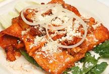 Recetas comida mexicana / by Lupita