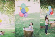Noah's 1st Birthday  / by Marilyn Portilla