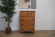 Reconditioned Dressers & Storage
