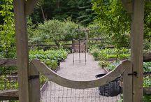 Portão de horta