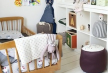Henry and Harper's room / by Kristan Owen