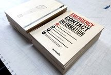 Branding Ideas for Wood Prints / Get inspired by branding your business through cool wood prints!