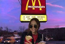 fast food ♡