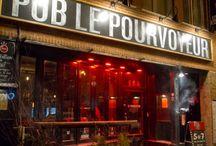 gin club / Niché au cœur du marché Jean-Talon, l'étage du Pub le Pourvoyeur peut accommoder jusqu'à  150 personnes en formule debout. Bar, entrée et salles de bains privées s'y retrouvent ainsi qu'une panoplie de services offerts (bouchées, DJ, projecteur, etc.)  http://www.aspaces.ca/espace/pourvoyeur/