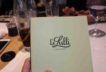 Le Lulli restaurant
