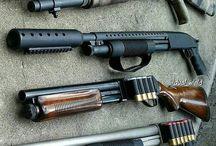 shoot Guns