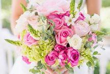 Quelques idées pour mon bouquet de mariée / Quelques idées pour mon bouquet de mariée  Inspiration romantique