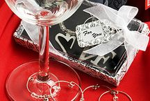 wine charm ideas
