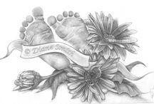 Seanna tattoo / by Dave Bent