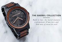 All Barrel-Original Grain Watches