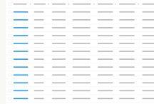UI: data tables