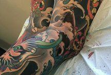 Tatuajes orientales