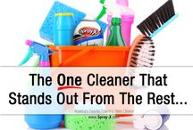 The One Cleaner That Stands Out From The Rest / Spray-X Foaming Glass Cleaner Marketing Campaign - The One Cleaner That Stands Out From The Rest.