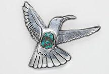 17 Gerald Lomaventema / Hopi Jeweler