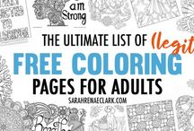 ultimate list for adults