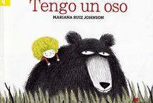 Osos, libros infantiles / Ossos, llibres infantils / Cuentos, fábulas, poemas... en los que los osos son protagonistas