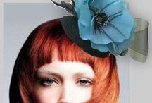 Вечерние вуалетки и шляпки. / Авторские вечерние вуалетки.Дизайнер - Светлана Хлопонина. http://vk.com/id232215815