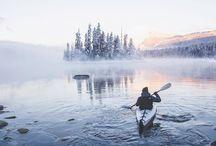 Kayak Destinations
