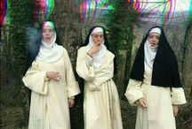 nuns bad girls
