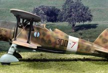 WW2 - FIAT CR.42 FALCO