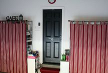 entry/garage / by Christina and family