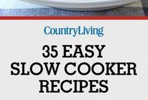 Crockpot recipes / by Rebecca Blaskey