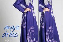 Almira dress By Nazlia / Hijab fashion