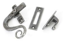 TPI   Hand Forged Door and Window Furniture / Beautiful Hand Forged Fittings for Doors and Windows