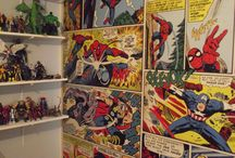 Thematic wall