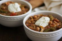 Soup,stew or chili / by Michelle Goclano
