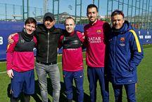 Big fans / by FC Barcelona