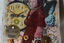 Altered Art/Collage/Tags / by Denver Toth