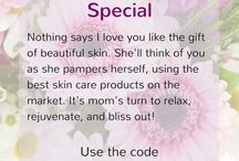 Perfect Image Specials! / Sales, specials and contests - skincare galore!