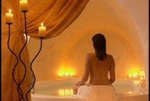 Heart & Home - Indulgent Relaxation / Using your Heart & Home candles to relax and unwind