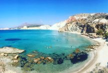 Milos, Greek islands / Cyclades