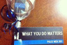 Police week ideas