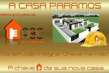 Casa Paramos / Para visualizar esta moradia no nosso site clique neste link: http://www.abc-imobiliaria.pt/detail.php?prod=1439 Autoria exclusiva da ABC Imobiliária: Projetos, Design Imobiliário e Promoção Imobiliária.