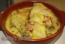 Recipe to make / Opor Ayam