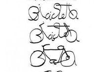 Motocicletas e Bicicletas / Um amor!